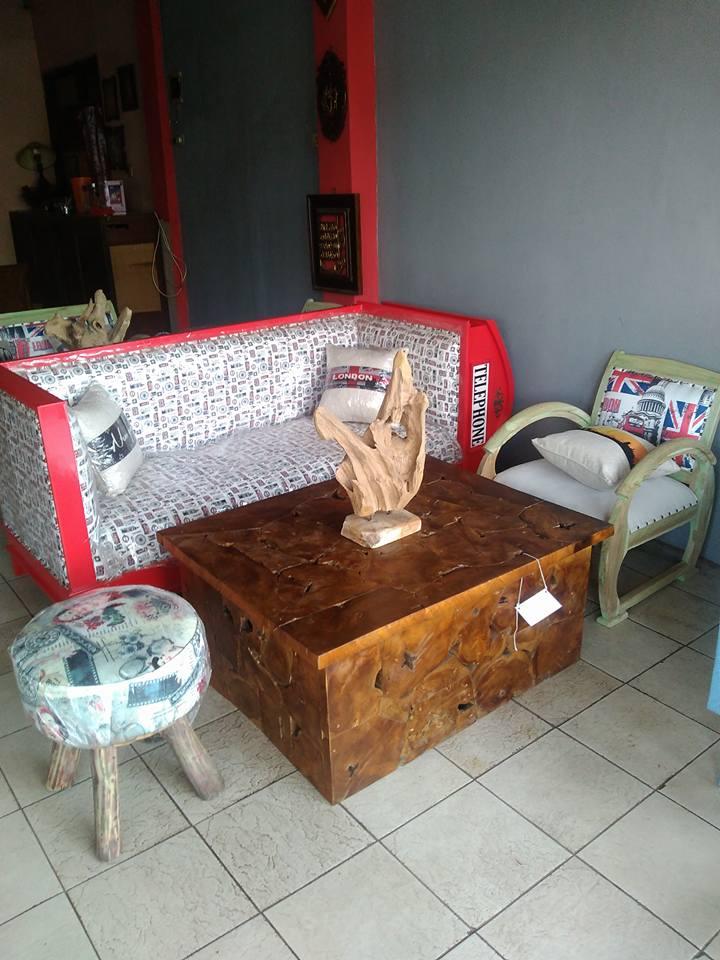 Kursi Cafe Interior  Modern