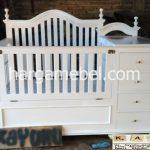 Kamar Tidur Bayi Duco Putih