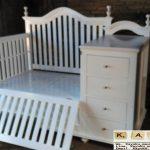 Kamar Tidur Bayi Duco Putih 2