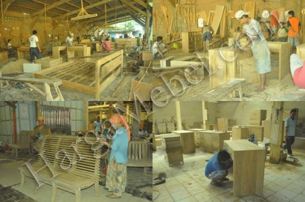 Produksi Barang Jadi | Pengamplasan | Kontrol Kualitas