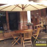 Set Meja Kursi Payung Minimalis (3)