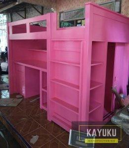 Tempat Tidur Susun Anak Surabaya